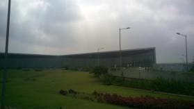 Kolkata International airport