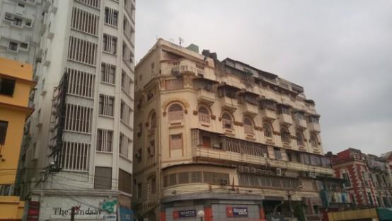 Kolkata buildings